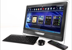 MSI announced that the AE2280 All-in-One desktop PC availabile in the North America. The AE2280 is the newest addition to its Wind Top line and mentioned as the first desktop PC to integrate Hollywood-standard THX TruStudio Pro audio capabilities. The new AE2280 has a vibrant, 21.5-inch 16:9 cinematic widescreen display, […]