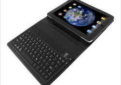 Do you want a physical keyboard while working with your iPad? take a look at the KeyCase iPad Folio. Available for £60, the product comes with an integrated Bluetooth 2.0 Keyboard which seemlessly connects with the iPad that is ideal for people who regularly use their iPad for e-mailing, making […]