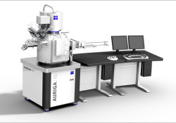 Carl Zeiss SMT introduced a new family member of AURIGA CrossBeam (FIB-SEM) workstations featuring a large 6 inch stage vacuum chamber and a total of 23 free accessory ports. The new AURIGA 60 platform essentially broadens the application spectrum of the well established ZEISS CrossBeam technology. Its vacuum chamber is […]