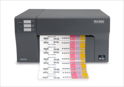 """Primera Technology announced its RX900 Color RFID Printer at the Labelexpo Americas trade show in Chicago. Mentioned as the world's first and only full-color RFID """"on demand"""" full-color RFID label printer, the RX900 prints, encodes, verifies and dispense one at a time, making the printer ideal for applications where one […]"""