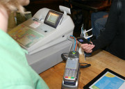 Mobile Tap-and-Pay from VeriFone and Bling Nation