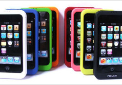 The Apple Peel 520 is a protective skin that slips over Apple's iPod Touch media player and adds the ability to make voice calls and send text messages, mimicking the functionality of the more expensive iPhone. The device also includes a 4.5-hour battery, dock connector and SIM card. Yosion's Apple […]
