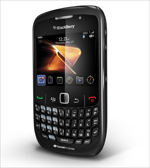 BlackBerry Curve 8530 smartphone
