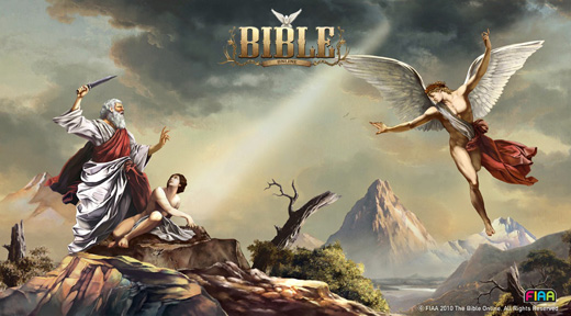 WWW BIBLEONLINEGAME COM: Bible Based Browser Game