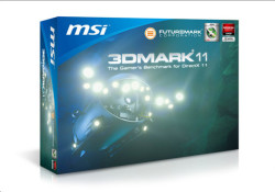 Futuremark announced that 3DMark 11 will be bundled with MSI's line of GTX 580 series NVIDIA graphics cards at launch. The bundle will be available while stocks last in specially-designed collector's edition packaging inspired by the Deep Sea scene in 3DMark 11. Using a native DirectX 11 engine, the 3DMark […]