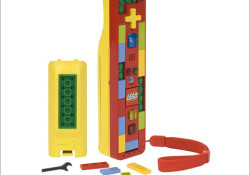 "The POWER A LEGO® Play and Build Remote for Wii encourages kids to put their creativity to the test by personalizing the look of the remote or building the ultimate controller stand. Available at Toys ""R"" Us for $39.99 MSRP, its features include: Ability to build, play and customize this […]"