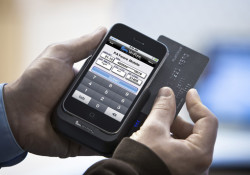 VeriFone Systems will integrate PayPal payment with VeriFone's PAYware Mobile card encryption sleeve for iPhone. Expected to be available next year, the planned integration will enhance its PAYware Connect payment gateway service to provide merchants with integrated transaction reports for PayPal and traditional card payments. Read