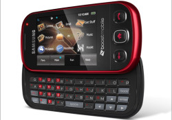 Boost Mobile launched the Candy Apple Red Samsung Seek. Designed to deliver easy access to multiple messaging options and popular social networking sites, the device is available exclusively at Best Buy and Best Buy Mobile specialty stores for $149.99 (excludes taxes). Highlights: 2.6-inch QVGA touch-screen display, Slide-out QWERTY keypad, 1.3MP […]