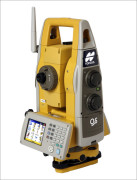 QS Robotic Total Station Series from Topcon