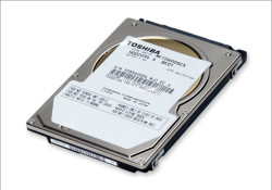 "Toshiba announced two new 2.5-inch HDD models designed for rugged computing – the 100 GB SATA interface MK1060GSCX and the 80 GB PATA interface MK8050GACY. Designed for extended periods of operation, the MK1060GSCX and MK8050GACY feature a ""case temperature"" range of -15 to +70 degrees Celsius, and offer good reliability […]"