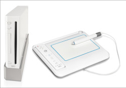 The uDraw GameTablet for Wii™ which is developed by THQ, is available in North America with a suggested retail price of $69.99 (bundled with uDraw Studio), the uDraw GameTablet turns the television into a virtual canvas for everyone, letting them create original artwork. The uDraw GameTablet is expected to launch […]