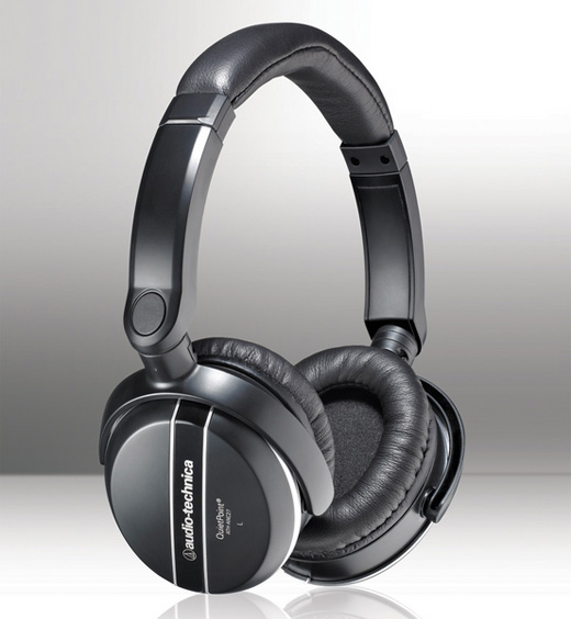 Audio-Technica QuietPoint ATH-ANC27 Noise-cancelling Headphone