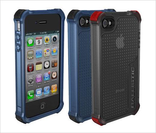 iPhone 4 Ballistic LS Series Case