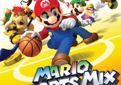 Scheduled to launch on on Feb. 7, the Nintendo's MARIO SPORTS MIX tackles four different sports at the same time. Coming in one disc for the Wii™ console, the game lets players jump into games of hockey, basketball, volleyball or dodgeball. Players can choose from a variety of playable Mushroom […]