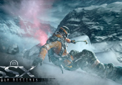 Electronic Arts announced SSX™: Deadly Descents, the reinvention of the classic action snowboarding franchise. Expected to be available for the Xbox 360 and the PLAYSTATION 3, the SSX: Deadly Descents will pit riders versus both mountain and man. In SSX: Deadly Descents the first goal is to survive. The second, […]