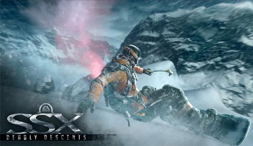 EA SSX: Deadly Descents Video Game