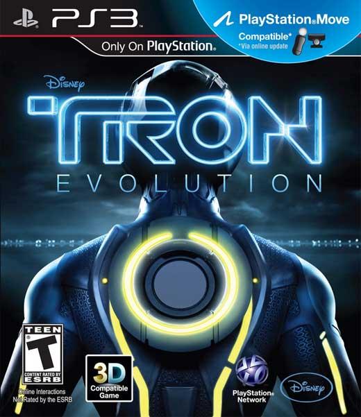 TRON: Evolution for PlayStation 3