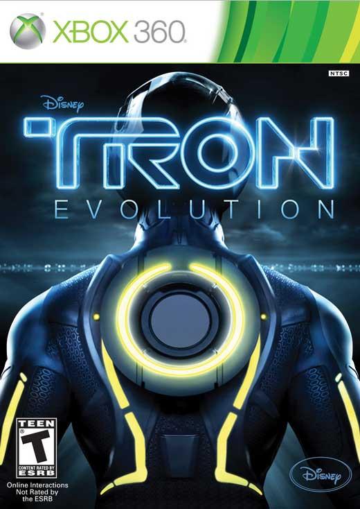TRON: Evolution for Xbox 360
