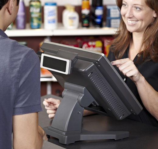 RealPOS 25 All-in-One Point-of-Sale Terminals