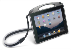 With its flip out stand the DIGIPOWER Coffee Clutch securely holds the iPad at the optimal angle for watching movies, viewing photos or surfing the web. When on the go just grab the built in handle or attach the included strap to carry it like a shoulder bag. It's lightweight, […]