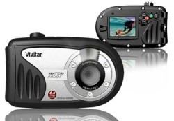 The camera has 16 MB internal storage and features 1/2000 shutter speed, 4x digital zoom, and 2 inch LCD display. You can take this camera as deep as 9 meter underwater and you can still take a picture with pleasure. The camera was introduced by the company during Digital Photo […]