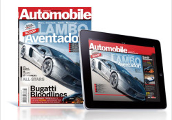 The AUTOMOBILE Magazine app for iPad is already available to download for ($3.99) from the App Store. The app provides readers an enhanced AUTOMOBILE Magazine experience, complete with interactive content, stunning photo galleries, integrated video and audio commentary, as well as in-depth automobile news and reviews not found in the […]