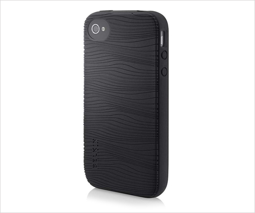 Belkin Grip Groove Case for iPhone 4