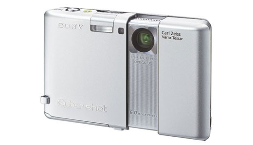 Sony unveils their first huge storage digital camera, the CyberShot DSC-G1. The new camera has wireless feature to connect via Wi-Fi so users can transfer their photo easily. Its built-in storage can hold up to 20 thousands photo approximately (equal 2GB data). Another main features include 3x optical zoom, 6 […]