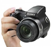 Sony Announced Plastic Camera: CyberShot DSC-H7