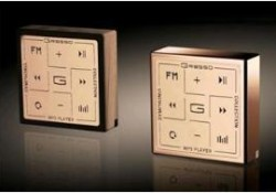 Gresso, a luxury phone maker, to release exclusive MP3 Player. It's made from 200-year-old African hardwood and gold. Its main feature is only additional built-in FM tuner but no LCD screen. Small enough to wear as jewelery, the base model starts at a cool €3000. But if you've had a […]