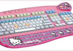 I wouldn't tell you much about this keyboard. This is the best keyboard theme available today, at least in my opinion. This lovely Hello Kitty USB Keyboard features quick start button to access popular application in a better way. It also utilizes dedicated sleep and wake-up keys to lower the […]