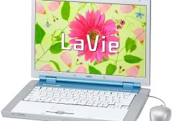 NEC's new widescreen laptop, LaVie L LL550/HG, is something attractive. The soft and feminine color simply hide its modern feature. The main spec told us much: 1280×800 LCD display, AMD Sempron 3200+ (1.8GHz) processor, 100GB of hard drive, Dual DVD Burner, and ATI Radeon Xpress 1100 graphics set. On the […]