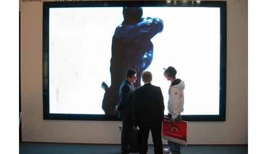 Is it 100″, 150″? no it is 205″ or equal to 4.55 x 2.56 meter. This largest TV is manufatured by Italian Company, Technovison, under code name Luxio. The Luxio use LED tecnology instead of LCD and HD ready. The Luxio's main market is likely high class consumers so i […]