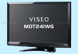A good looking LCD Mitsubishi Viseo MDT241WG will released in Japan in the early June 2007. Coming with 24.1-inch WUXGA screen (support up to 1920×1200 resolution), the new Viseo has strong and sharp line which give it a strong look. Other features: 1000:1 contrast ratio, 16ms response time, and almost […]