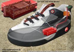 "As we're more focus on fashionable gadget, The ""Xplorer Smart GPS Shoes"", which equipped with gps transmitter will shock our attention: This Next GTXC product will release February 1st, at the World Shoe Association (WSA) in Las Vegas, which they claim as the next fashionable and wearable electronics that enhance […]"