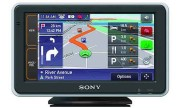 New GPS System Sony NV-U92T