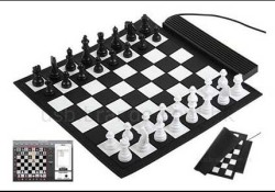 I know what you feel when you're playing chess game on your computer, the game just doesn't have the classical senses. Now you have different approach, you can learn chess game with actual pieces without loosing the help of computer programs, thank to the USB Chess Game. The chess board […]
