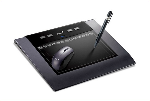 Genius MousePen M508W Graphic-Design Tablet
