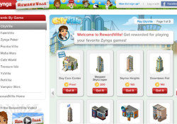Zynga RewardVille is a new online cross-game rewards program that offers Zynga's players more ways to enjoy the games from Zynga. With RewardVille, players can build their Zynga network status, earn Zynga-level points and coins, and unlock exclusive and limited edition virtual goods to apply to their favorite games. Sound […]