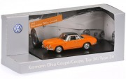 2-Karmann Ghia Coupe, Type 34, Nepal Orange (1961)