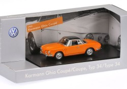 """The model of Volkswagen Classic Edition brings back memories of unforgettable cars. The twelve miniatures tell the product story in the scale 1:43, those include #1 Mille Miglia beetles, green, of Straehle, type 11A (1949); #2 Karmann Ghia Coupe, Type 34, Nepal Orange (1961); #3 Type 147 """"Fridolin"""", Yellow, (1964); […]"""