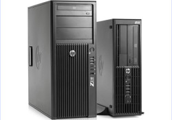 HP Z210 Workstation is available in convertible mini-tower (CMT) or highly compact small form factor (SFF) options. Ideal for customers in the video editing, MCAD/AEC, education, public sector and image viewing industries, the HP Z210 models offer a range of professional graphics options, including 2-D choices from AMD and NVIDIA […]