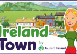 Ireland Town, the new social game on Facebook is released by Tourism Ireland and Betapond. In Ireland Town, players create their own town complete with thatched cottages, houses, pub, B&B and farm. They earn experience points by touring 32 destinations across the island of Ireland and complete tasks ranging from […]