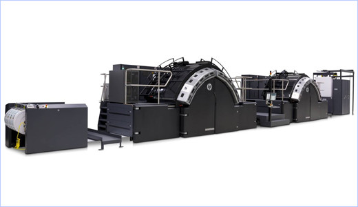 Pitney Bowes IntelliJet 42 Printing System features a new 42-inch (1067 mm) wide web format that can process 4-up transactional statements in full digital color and at speeds up to 600-feet per minute. Additional benefits of the IntelliJet 42 Printing System include:100-percent variable data and four-color job processing at speeds […]