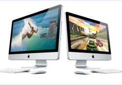 Apple's new iMac boasts the next generation quad-core processors, powerful new graphics, high-speed Thunderbolt I/O technology and a new FaceTime® HD camera. As claimed by the company, the new iMac is up to 70 percent faster and new graphics deliver up to three times the performance of the previous generation. […]