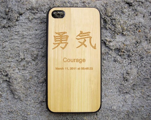 Bamboo iPhone 4 Case