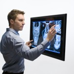 Perceptive Pixel Multi-Touch Desktop Display