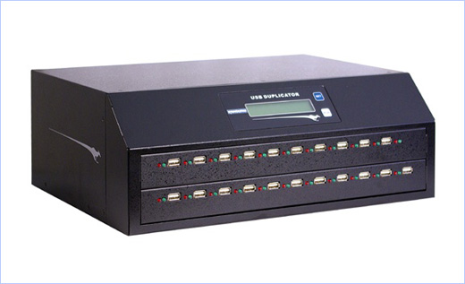 21 Port Kanguru USB Duplicator