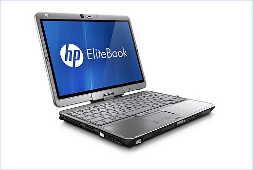 hp  EliteBook 2760p Tablet PCs