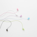 otokurage Earphones for ELECOM / by nendo